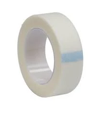 photo of micro pore tape white